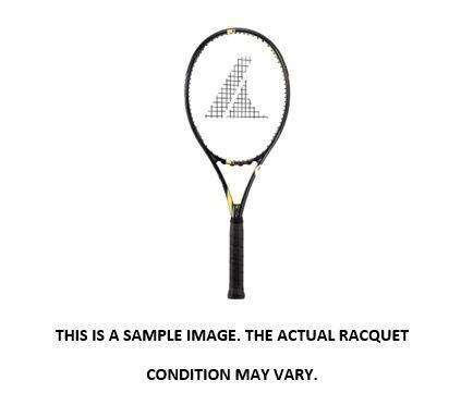 2019 Ki Q + 5 Used Demo Tennis Racquet