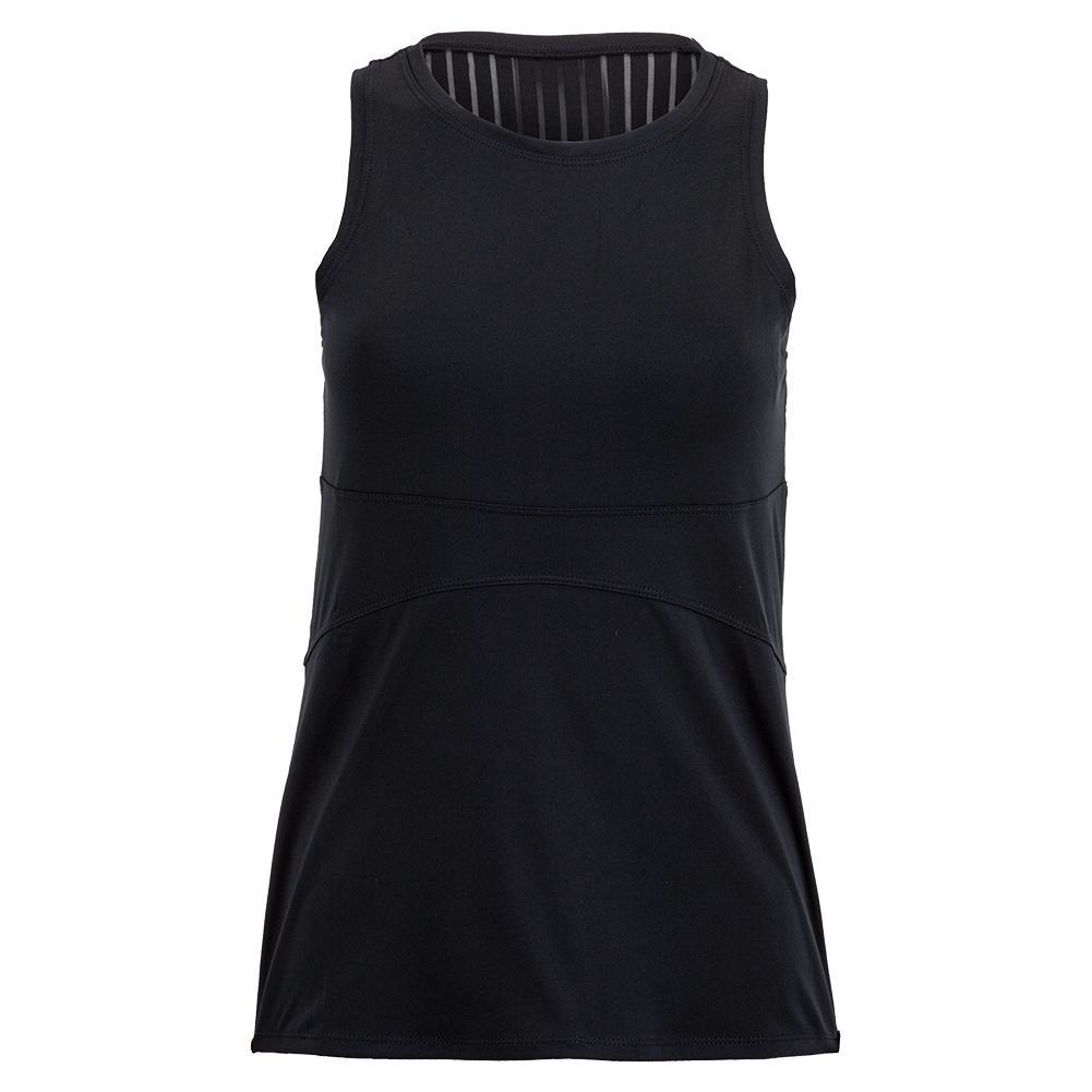 Women's Adonia Tennis Tank Onyx