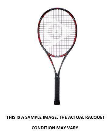 Dunlop Srixon Revo Cz 100s Used Racquet 4_3/8