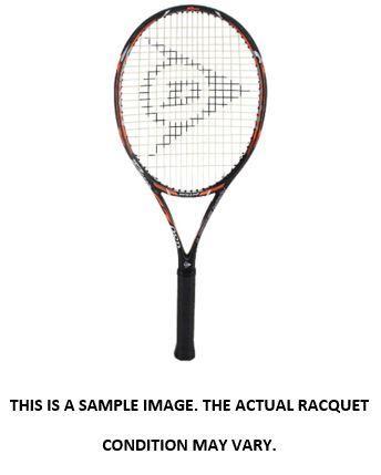 Dunlop Srixon Revo Cz 98d Used Racquet 4_3/8
