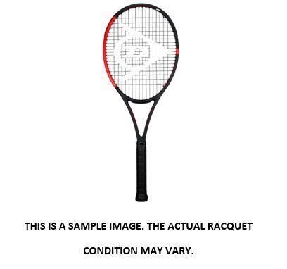 Dunlop Cx 200 Tour 18x20 Used Tennis Racquet 4_3/8