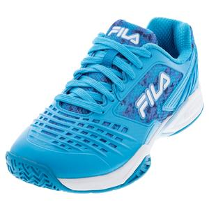 Women`s Axilus 2.5 Energized Tennis Shoes Atomic and Air Blue