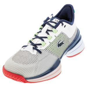 Women`s AG-LT 21 Ultra Tennis Shoes White and Blue