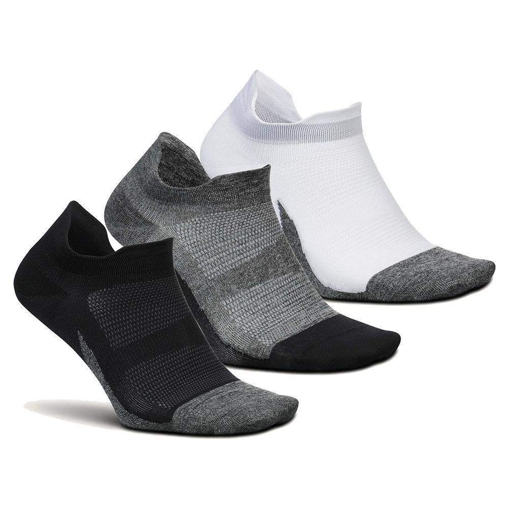 Elite Ultra Light No Show Tab Socks