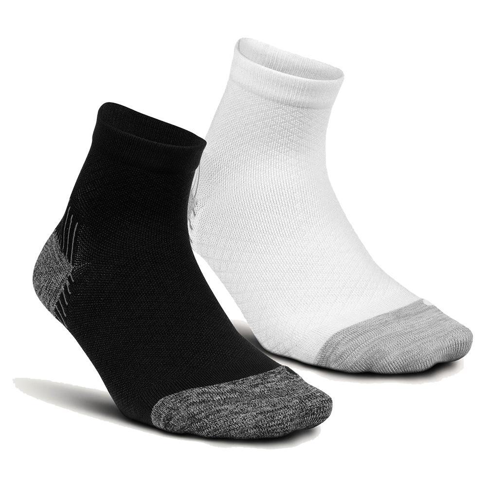 Plantar Fasciitis Relief Light Cushion Quarter Socks