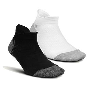Plantar Fasciitis Relief Light Cushion No Show Tab Socks