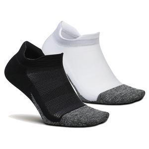 Elite Light Cushion No Show Tab Socks