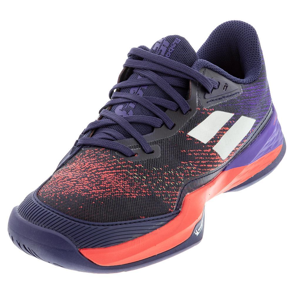 Men's Jet Mach 3 All Court Tennis Shoes Blue Ribbon