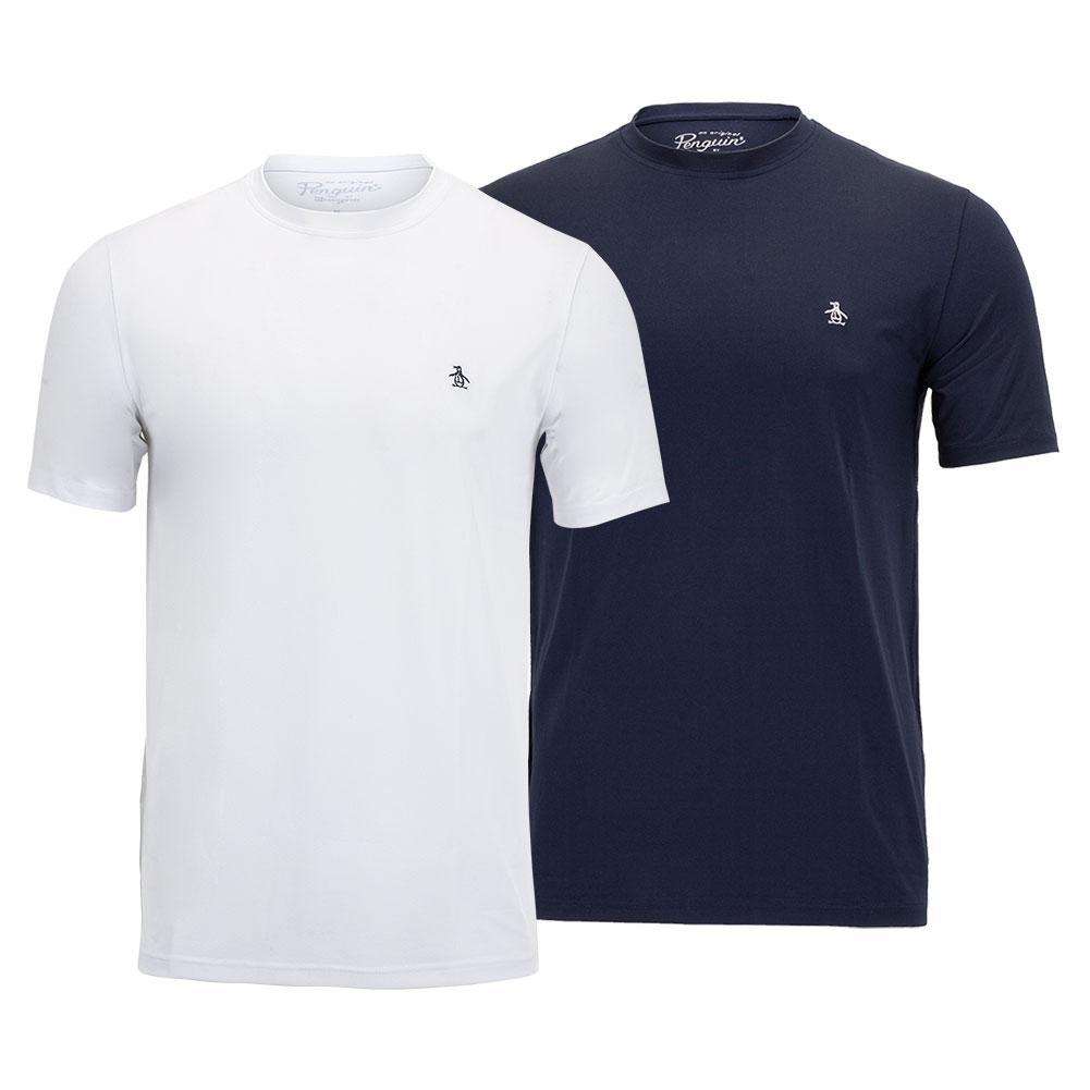 Men's Short Sleeve Tennis Tennis Crew