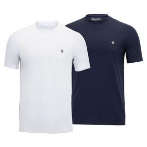 Men`s Short Sleeve Tennis Tennis Crew
