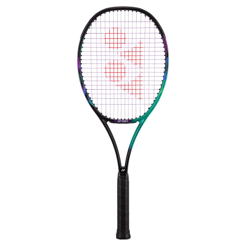 Vcore Pro 97h Tennis Racquet Green And Purple