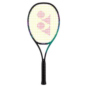 VCORE PRO 100 Tennis Racquet Green and Purple