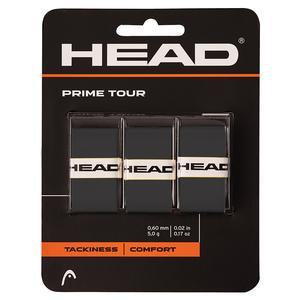 Prime Tour Tennis Overgrip 3-Pack Black