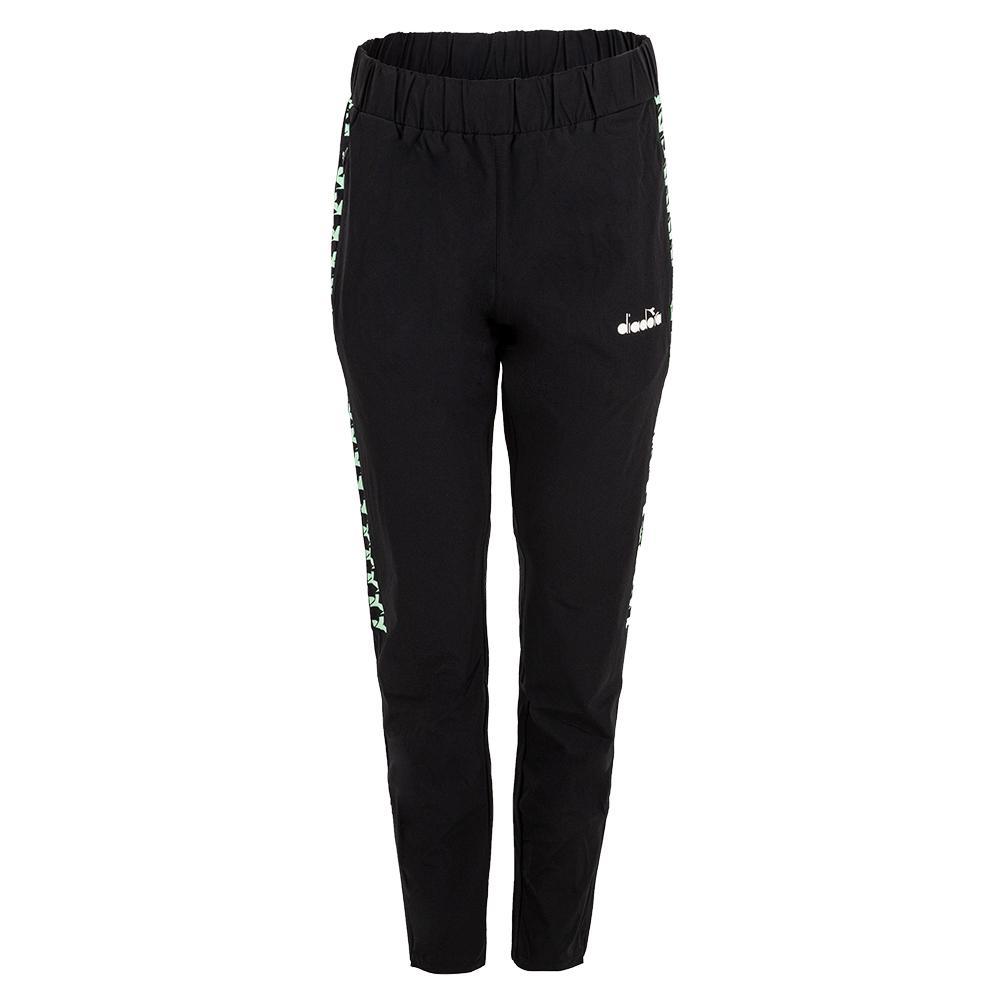 Women's Challenge Tennis Pants Black