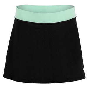 Women`s Easy Tennis Skort Black