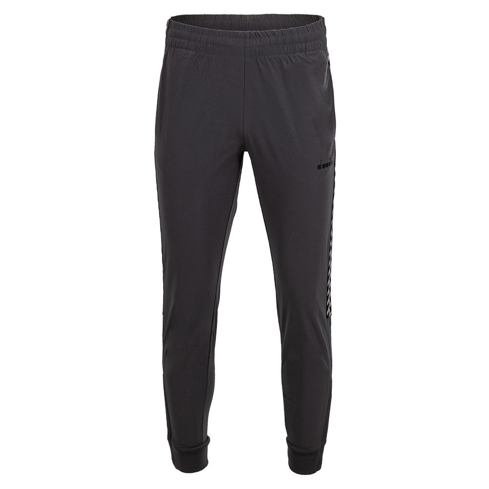 Men's Challenge Tennis Pants Grey Quiet Shade