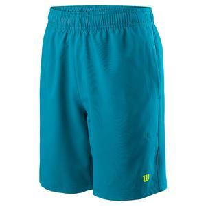 Boys` Team 7 Inch Tennis Short Barrier Reef
