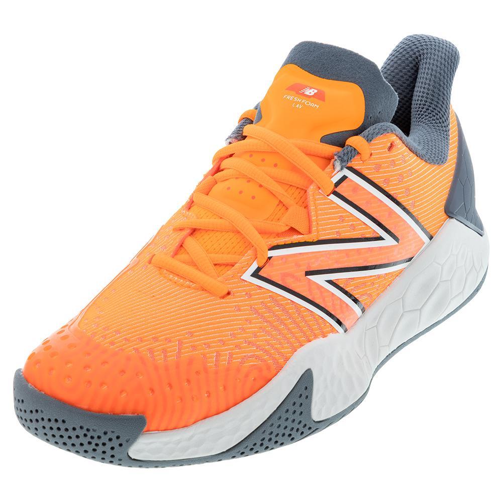 Men's Fresh Foam Lav V2 D Width Tennis Shoes Impulse And Dynomite