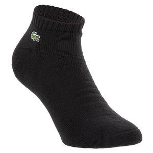 Men`s Chaussettes Tennis Socks Black and White