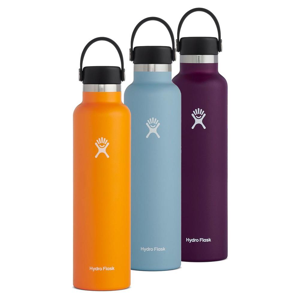 24 Oz Standard Mouth Flex Cap Bottle