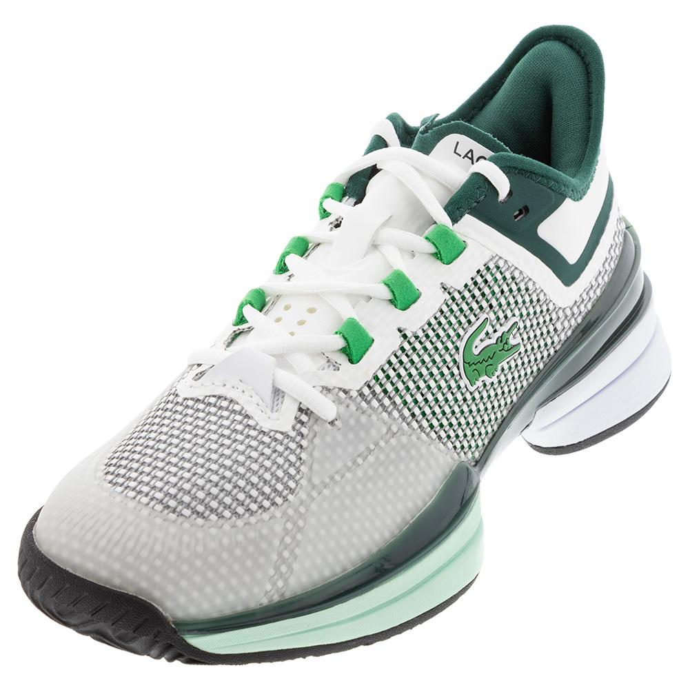 Men's Ag- Lt 21 Ultra Tennis Shoes White And Green