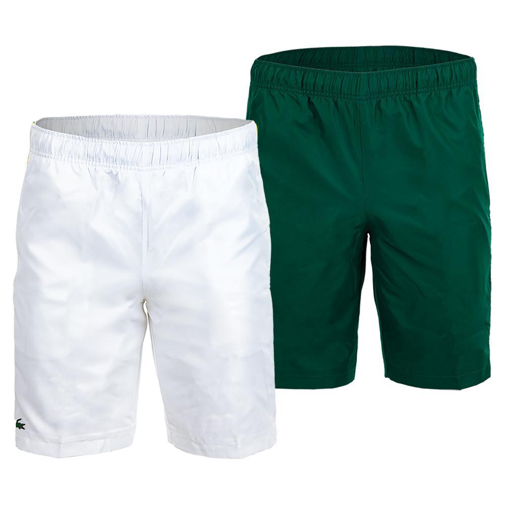 Men's Side Panel Taffetas Tennis Short