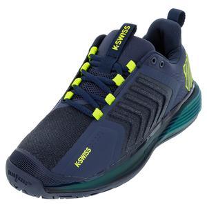 Men`s Ultrashot 3 Tennis Shoes Moonlit Ocean and Love Bird