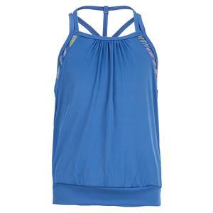 Girls` Sheer Genius Bralette Tennis Tank Bluemarine