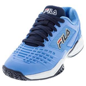 Men`s Axilus 2.5 Energized Tennis Shoes Marina and Fila Navy