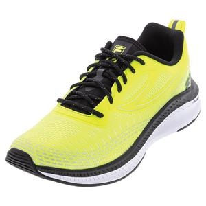 Women`s RGZ 2.0 Tennis Shoes Safety Yellow and Black