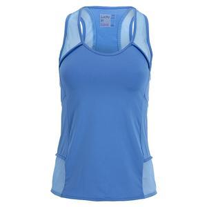 Women`s Feel Free Tennis Tank Bluemarine