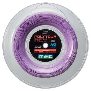 POLYTOUR REV Tennis String Reel Purple