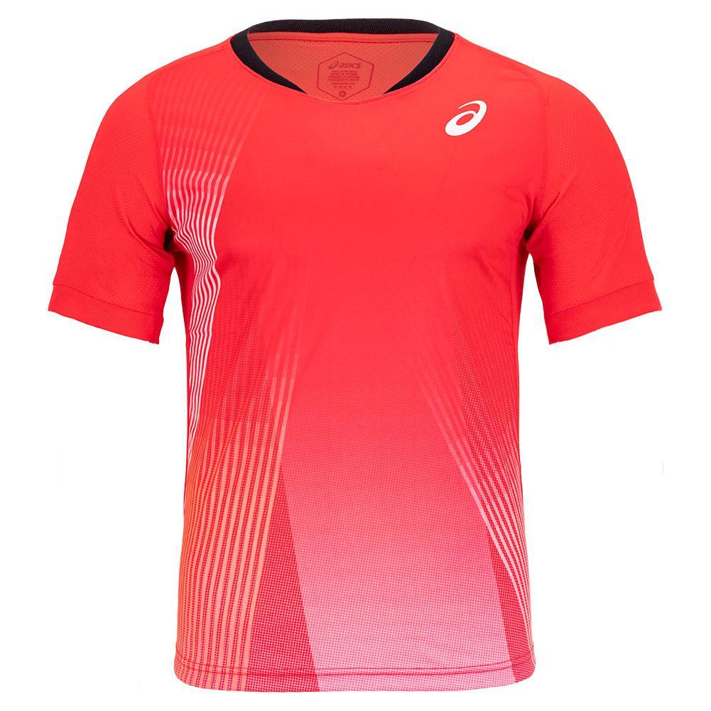 Men's Match Graphic Short Sleeve Tennis Top