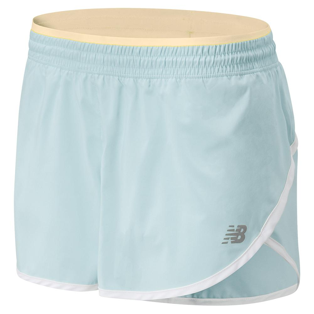 Women's Accelerate 2.5 Inch Short Pale Blue Chill