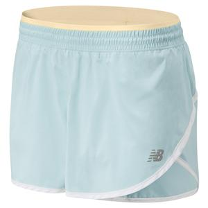 Women`s Accelerate 2.5 Inch Short Pale Blue Chill