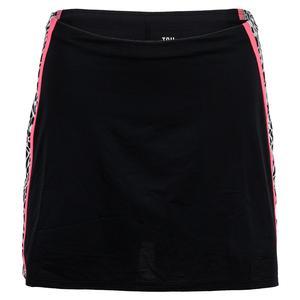 Women`s Hudson 14.5 Inch Tennis Skort Onyx