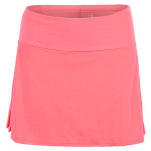 Women`s Nolita 13.5 Inch Tennis Skort Electric Pink
