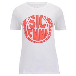 Women`s New Strong 92 Graphic Tennis Tee