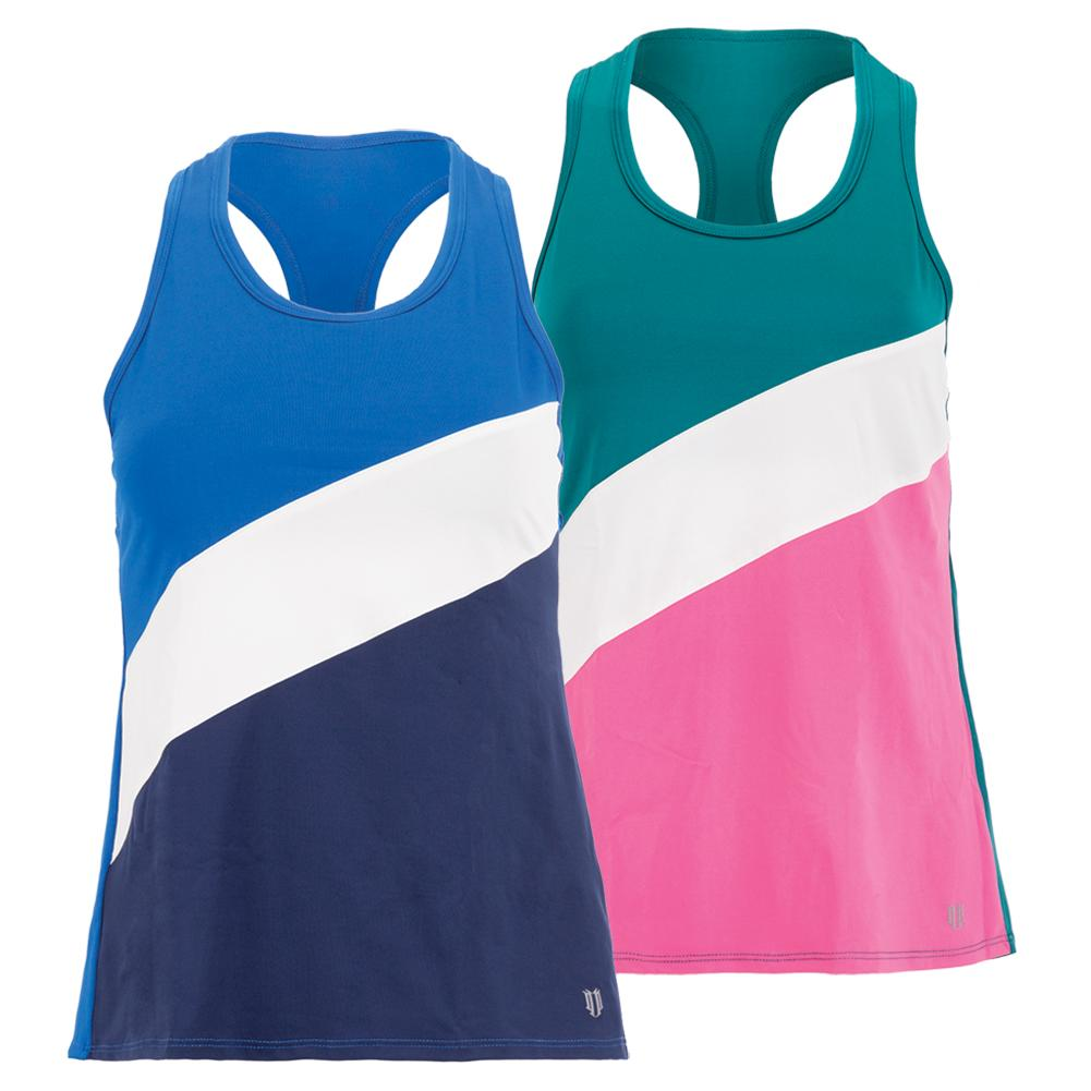 Women's Race Day Tennis Tank Combo