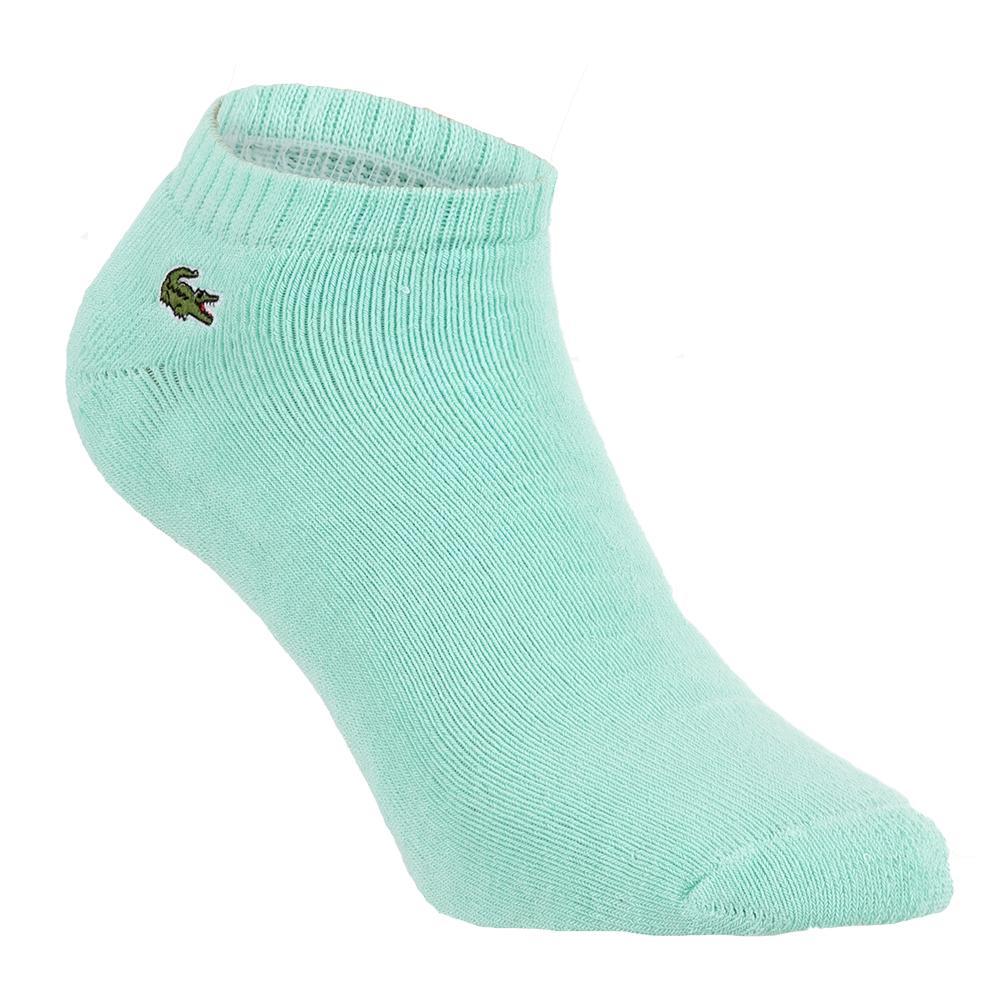 Men's Tennis Socks Spirulina And White