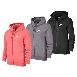 Women`s Sportswear Fleece Full-Zip Hoodie