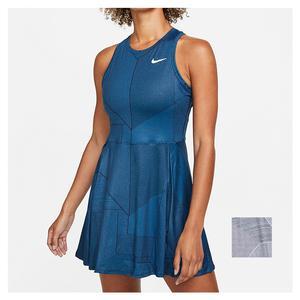 Women`s Court Dri-FIT Advantage Printed Tennis Dress