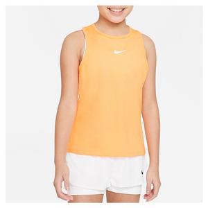 Girls` Court Dri-FIT Victory Tennis Tank