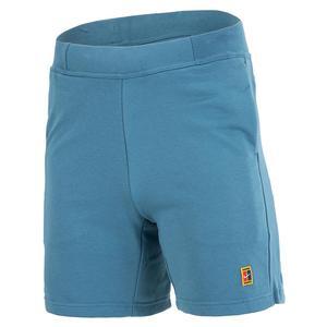 Men`s Court Fleece Tennis Shorts