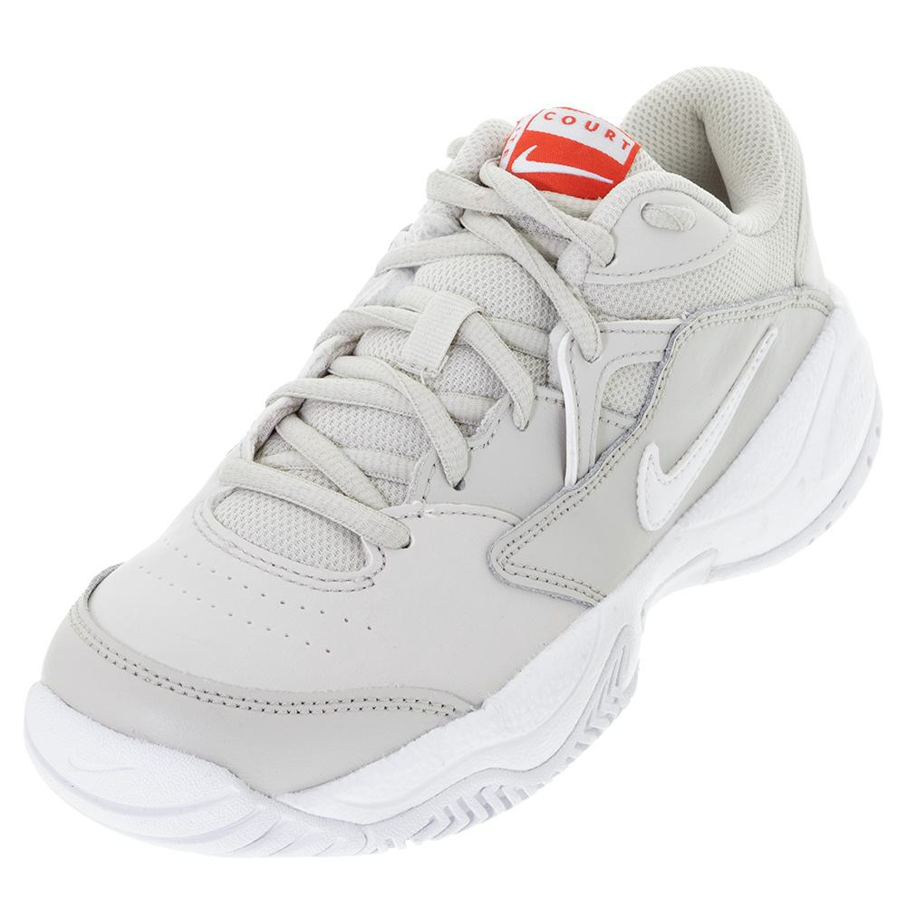 Women's Court Lite 2 Tennis Shoes Light Bone And White
