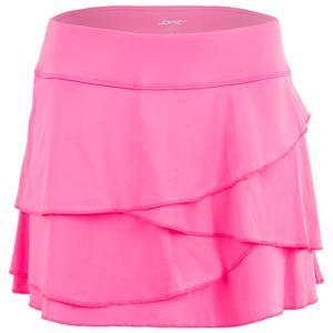 Women`s Ace Tennis Skort Candy Pink