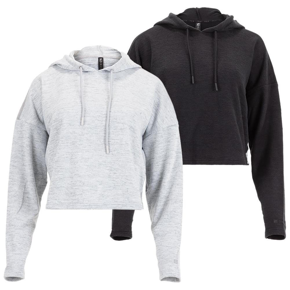 Women's Fi- Lux Cropped Performance Hoodie