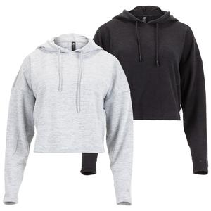 Women`s Fi-Lux Cropped Performance Hoodie