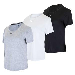 Women`s Dri-FIT One Standard Fit Short-Sleeve Top