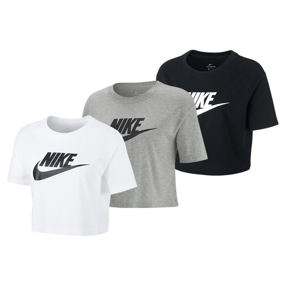 Women's Sportswear Essential Cropped T- Shirt